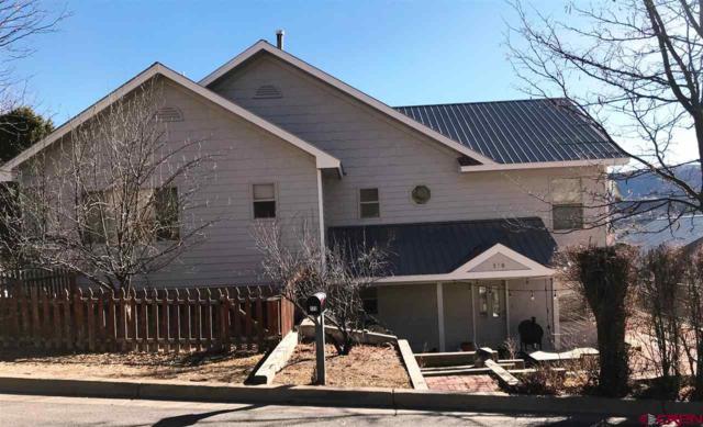 170 W 33rd Street, Durango, CO 81301 (MLS #740895) :: Durango Mountain Realty