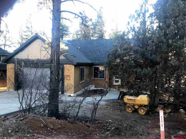 115 Big Bend Court, Durango, CO 81301 (MLS #740915) :: Durango Mountain Realty