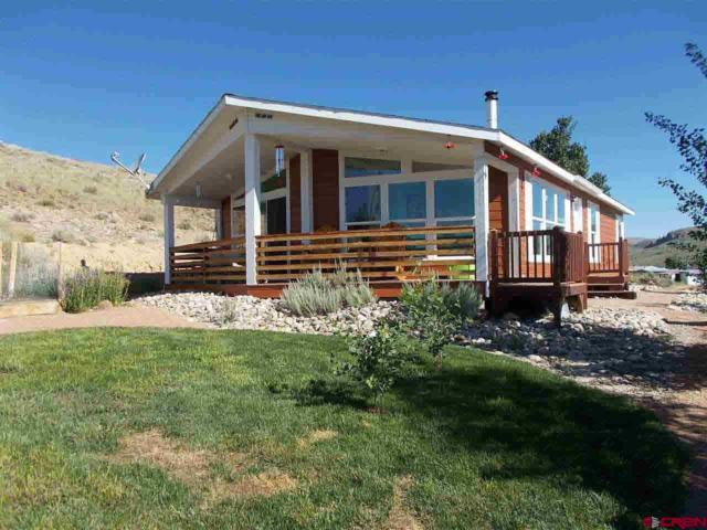 67 Doe Circle, Gunnison, CO 81230 (MLS #740925) :: Durango Home Sales