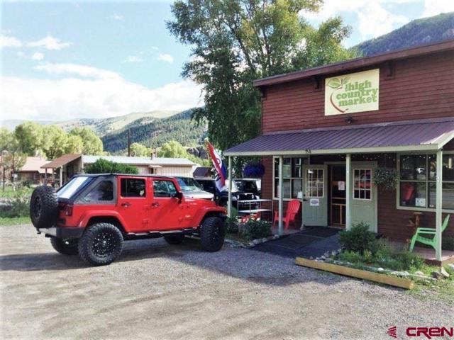 130 N Gunnison Avenue, Lake City, CO 81235 (MLS #740992) :: Durango Home Sales