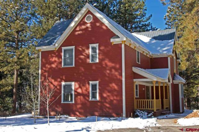 308 Silver Queen South 102B, Durango, CO 81301 (MLS #741016) :: Durango Mountain Realty