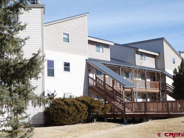 89 Valley View Drive #3176, Pagosa Springs, CO 81147 (MLS #741085) :: Durango Home Sales