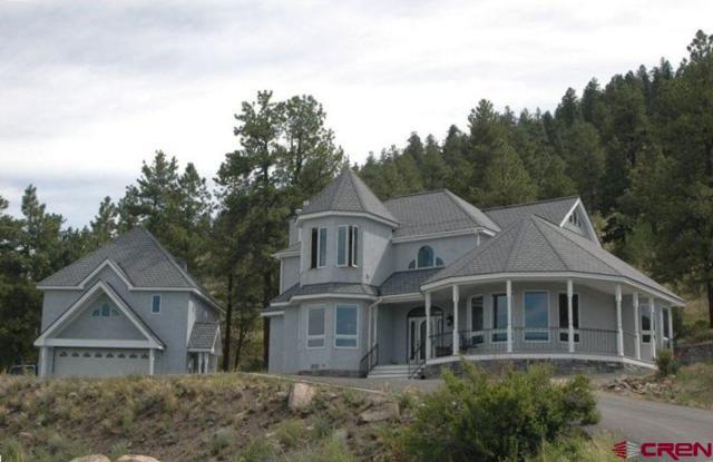 465 N. Skyline Drive, South Fork, CO 81154 (MLS #741144) :: Durango Home Sales