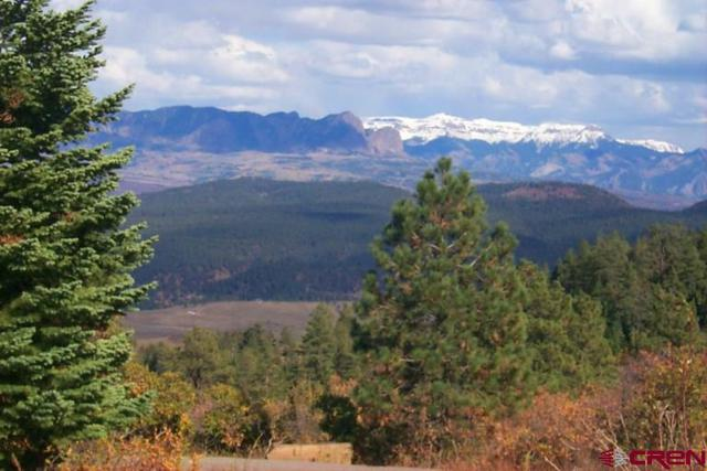 X Archuleta Mesa Pl., Pagosa Springs, CO 81147 (MLS #741221) :: CapRock Real Estate, LLC