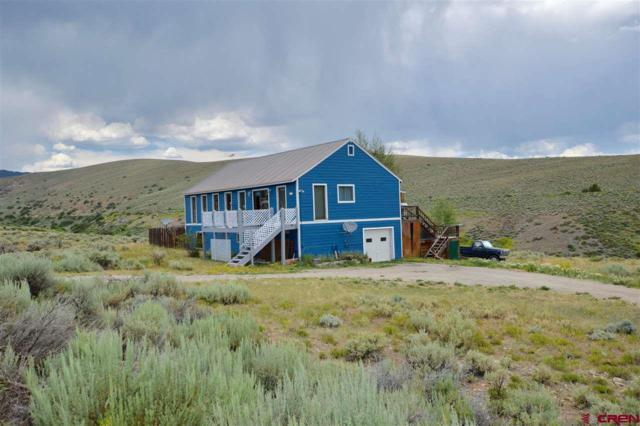 750 Antelope Road, Gunnison, CO 81230 (MLS #741299) :: Durango Home Sales