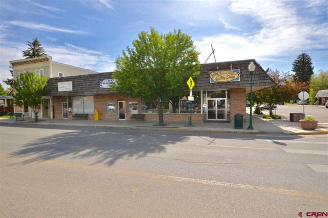 300 N Main Street, Gunnison, CO 81230 (MLS #741304) :: Durango Home Sales