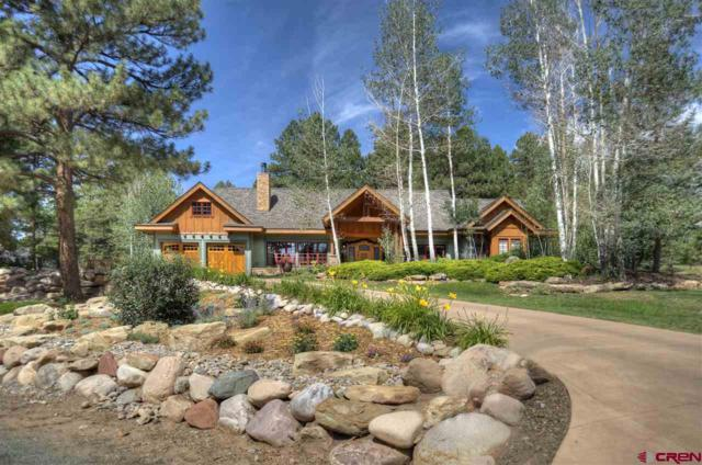758 Golden Dipper, Durango, CO 81301 (MLS #741423) :: Durango Mountain Realty