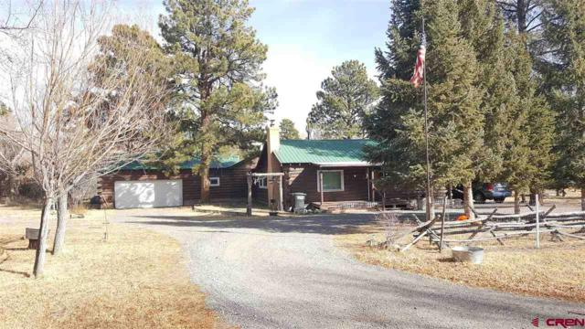 1 Ute Trail, South Fork, CO 81154 (MLS #741425) :: Keller Williams CO West / Mountain Coast Group