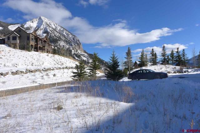 6 Summit Road, Mt. Crested Butte, CO 81225 (MLS #741476) :: CapRock Real Estate, LLC