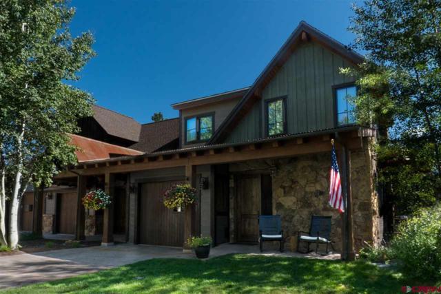 84 Glacier Club Trail #3, Durango, CO 81301 (MLS #741492) :: Durango Mountain Realty
