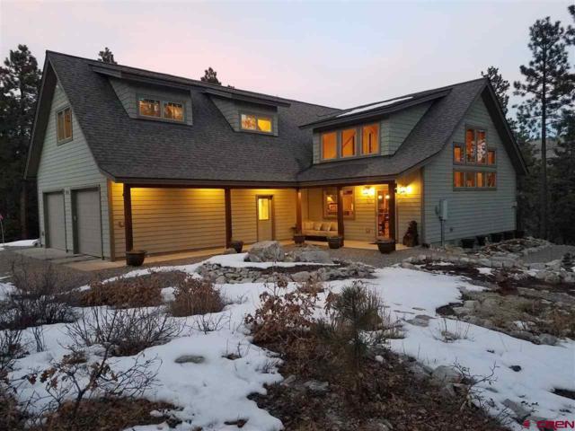 496 Spruce Mesa Drive, Durango, CO 81301 (MLS #741562) :: Durango Mountain Realty