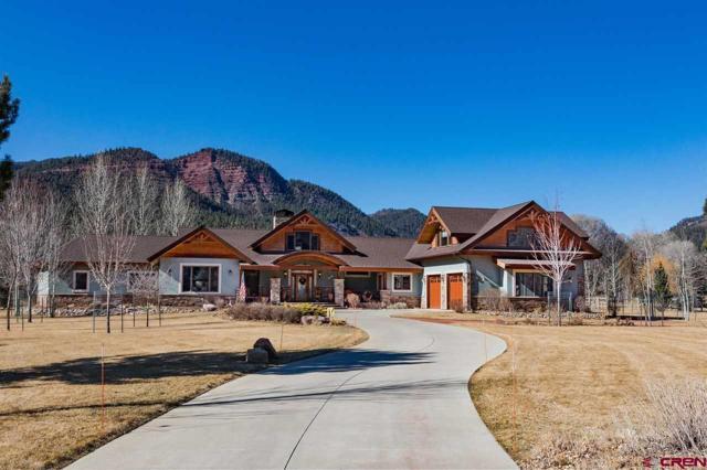840 Red Rock Road, Durango, CO 81301 (MLS #741572) :: Durango Mountain Realty