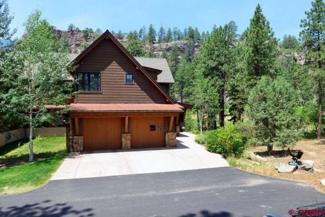 761 Glacier Club Drive #18, Durango, CO 81301 (MLS #741604) :: Durango Mountain Realty