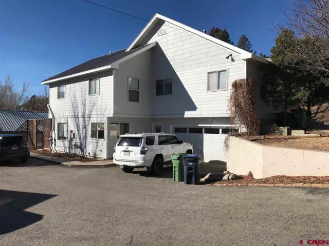 170 W 33rd Street, Durango, CO 81301 (MLS #741687) :: Durango Mountain Realty