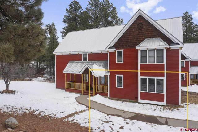 281 Silver Queen South 110A, Durango, CO 81301 (MLS #741745) :: Durango Mountain Realty