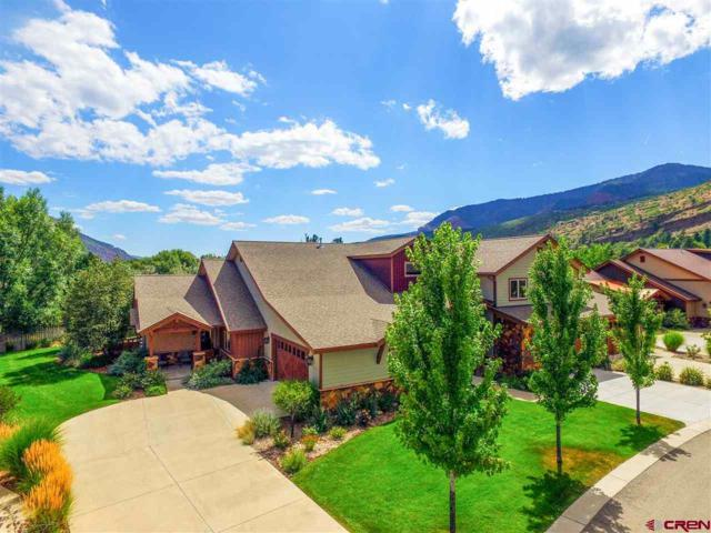156 Trimble Crossing, Durango, CO 81301 (MLS #741750) :: Durango Mountain Realty