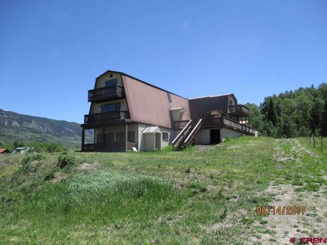 1283 County Road 858, Cimarron, CO 81220 (MLS #741760) :: Durango Home Sales