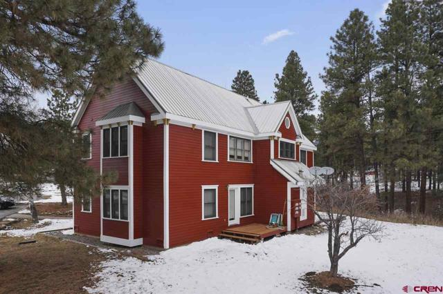 281 Silver Queen South 111C, Durango, CO 81301 (MLS #741805) :: Durango Mountain Realty