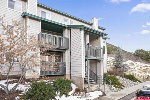 1100 Goeglein Gulch Road #147, Durango, CO 81301 (MLS #741810) :: Durango Mountain Realty