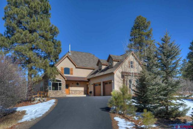277 Ridge Road, Durango, CO 81303 (MLS #741830) :: Durango Mountain Realty