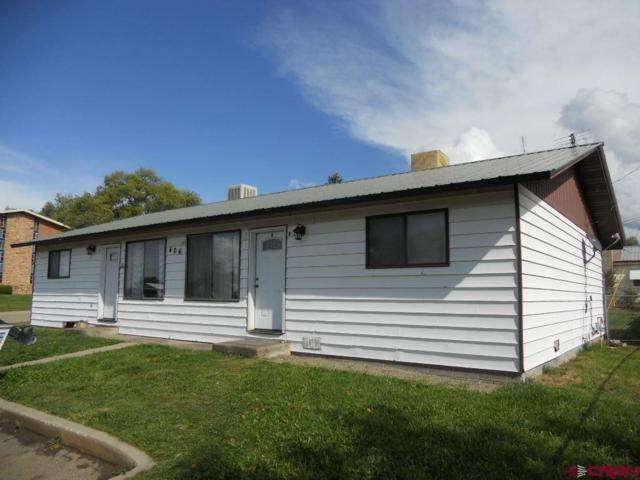 406 S Cedar St, Cortez, CO 81321 (MLS #742044) :: Durango Home Sales