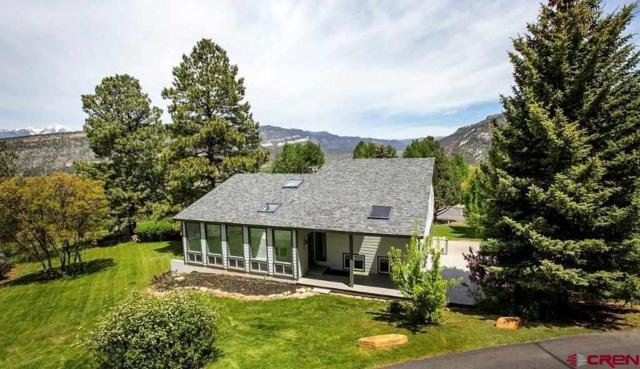 25 Highland Place, Durango, CO 81301 (MLS #742202) :: Durango Mountain Realty