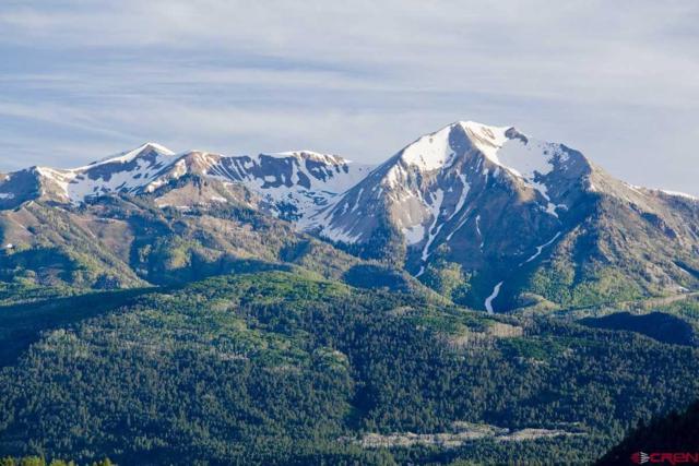 477 Castle Ridge Drive, Durango, CO 81303 (MLS #742233) :: Durango Mountain Realty