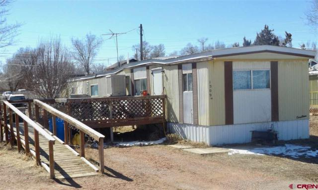 1309 Cottonwood, Cortez, CO 81321 (MLS #742244) :: CapRock Real Estate, LLC