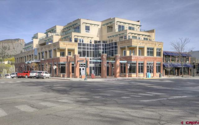 1201 Main Ave #105, Durango, CO 81301 (MLS #742259) :: CapRock Real Estate, LLC