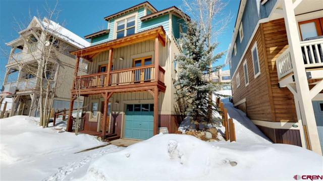 118 Big Sky Drive, Mt. Crested Butte, CO 81225 (MLS #742304) :: Durango Home Sales