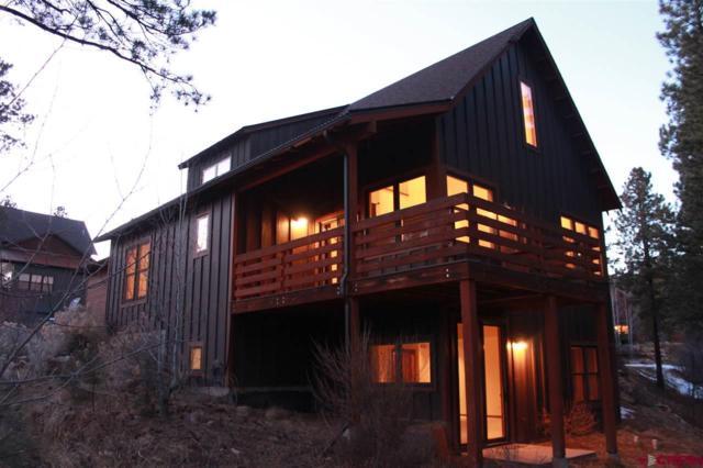 36 Tenderfoot Court, Durango, CO 81301 (MLS #742340) :: Durango Mountain Realty
