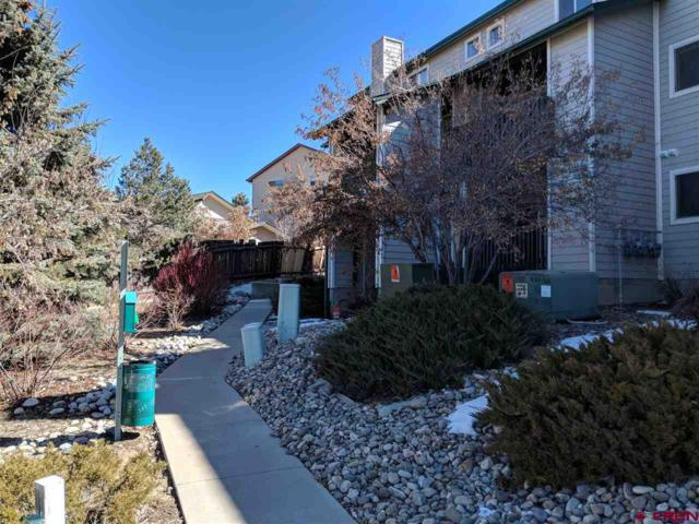 1100 Goeglein Gulch Rd #166, Durango, CO 81301 (MLS #742357) :: CapRock Real Estate, LLC