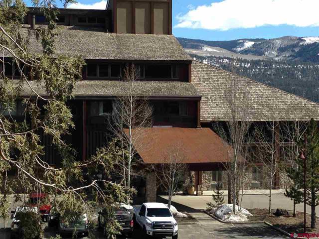 314 N Tamarron Drive #415, Durango, CO 81301 (MLS #742364) :: Durango Mountain Realty