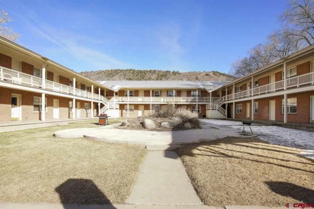 634 E 8TH Avenue #7, Durango, CO 81301 (MLS #742370) :: Durango Mountain Realty