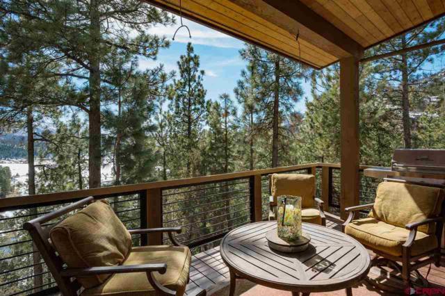 590 Glacier Club Drive #3, Durango, CO 81301 (MLS #742375) :: Durango Home Sales