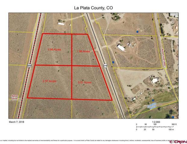 TBD S Us Hwy 550, Durango, CO 81303 (MLS #742388) :: Durango Mountain Realty