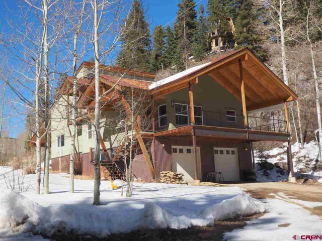 114 Hermosa View Drive, Durango, CO 81301 (MLS #742390) :: Durango Mountain Realty