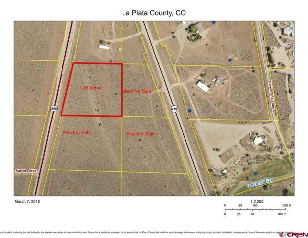 TBD S Us Hwy 550, Durango, CO 81303 (MLS #742392) :: Durango Mountain Realty