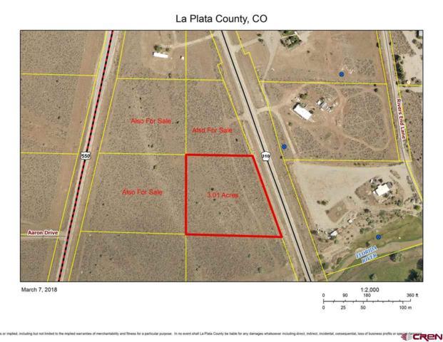 TBD Cr 310, Durango, CO 81303 (MLS #742398) :: Durango Mountain Realty