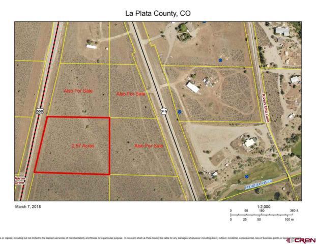 TBD S Us Hwy 550, Durango, CO 81303 (MLS #742401) :: Durango Mountain Realty
