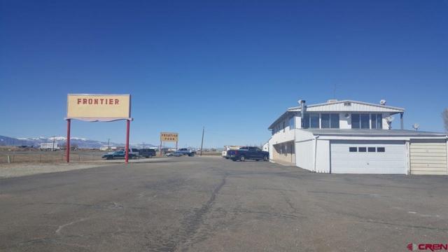 5259 W Highway 160 Highway, Alamosa, CO 81101 (MLS #742422) :: CapRock Real Estate, LLC