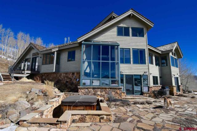 2270 Red Mountain Road, Almont, CO 81210 (MLS #742474) :: CapRock Real Estate, LLC