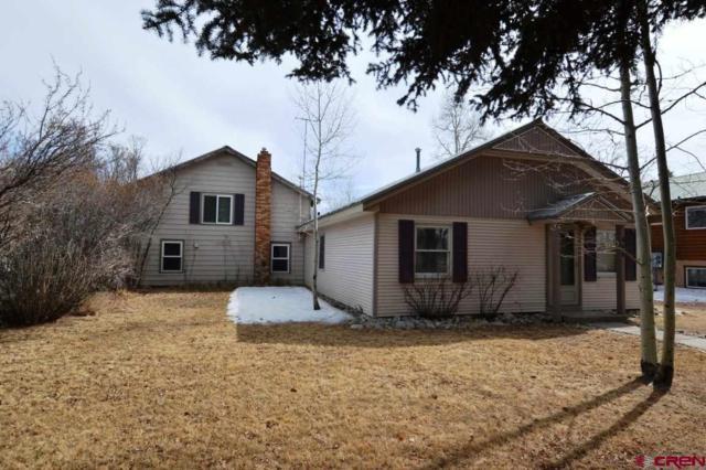 406 N 12th Street, Gunnison, CO 81230 (MLS #742495) :: Durango Home Sales