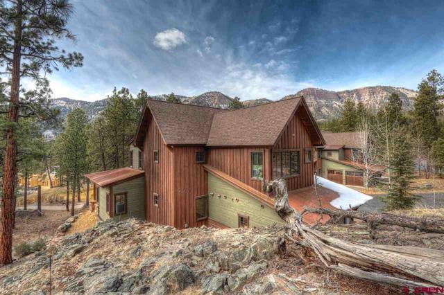 1858 Glacier Club Drive #2, Durango, CO 81301 (MLS #742543) :: Durango Home Sales