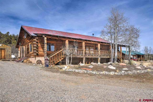 529/525 Rustic Road, Durango, CO 81301 (MLS #742575) :: Durango Mountain Realty