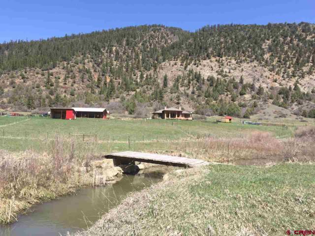 24800 Us Highway 160, Bayfield, CO 81122 (MLS #742583) :: Durango Home Sales