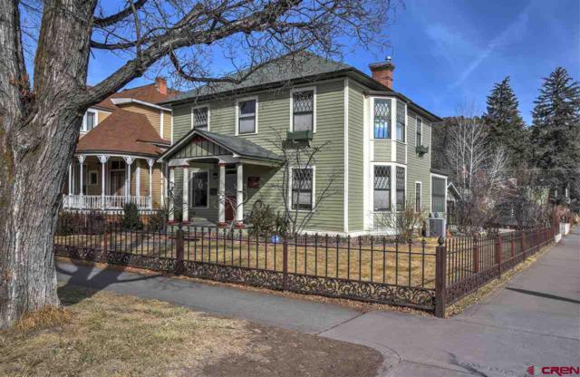 1004 E 3rd Avenue, Durango, CO 81301 (MLS #742592) :: Durango Home Sales