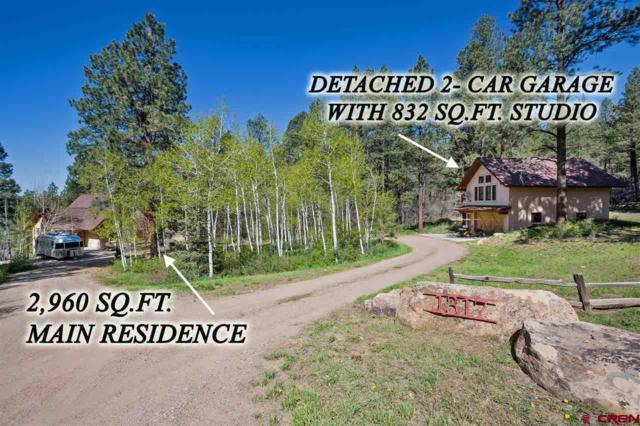 1317 Los Ranchitos Drive, Durango, CO 81301 (MLS #742635) :: Durango Home Sales