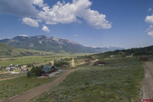 924 Zeligman Street, Crested Butte, CO 81224 (MLS #742643) :: The Dawn Howe Real Estate Network | Keller Williams Colorado West Realty