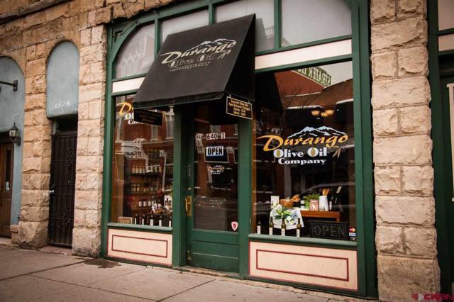 640 Main Avenue #1, Durango, CO 81301 (MLS #742645) :: Durango Mountain Realty
